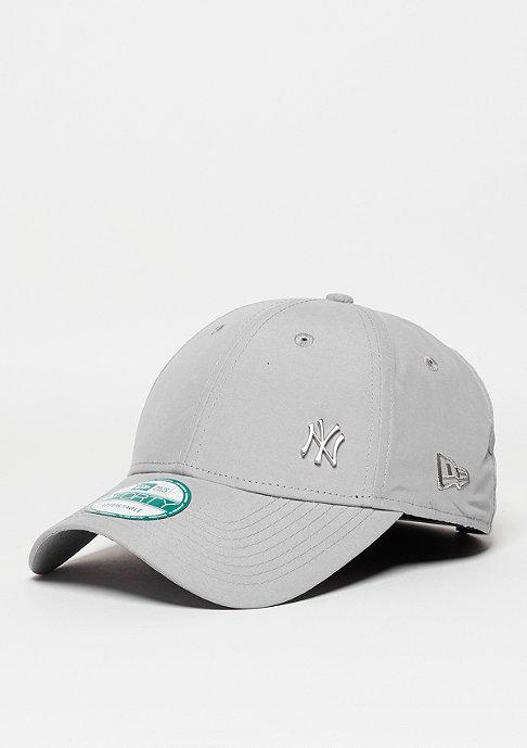 New Era 9Forty Flawless MLB New York Yankees grey