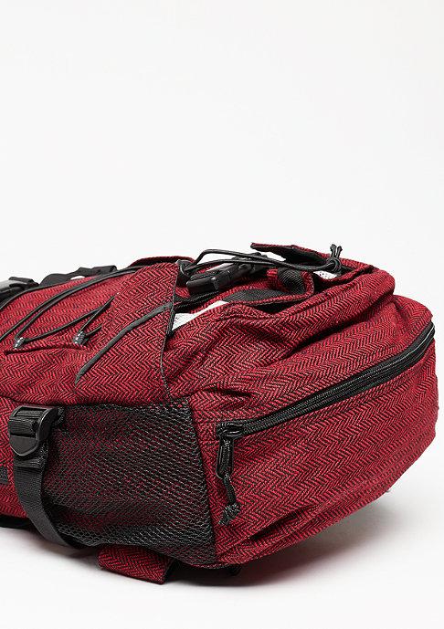 Forvert Rucksack New Louis flannel red