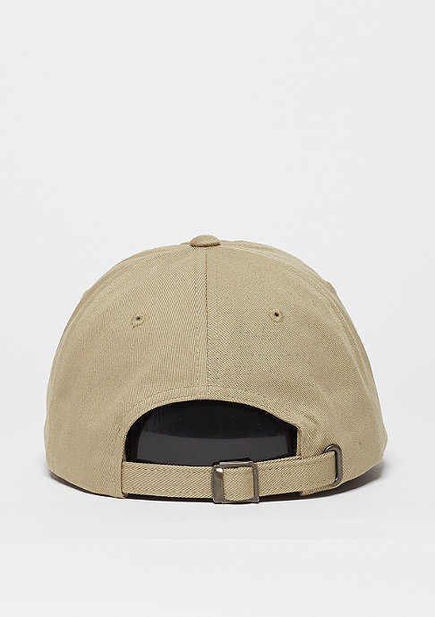 SNIPES Unstructured khaki/white