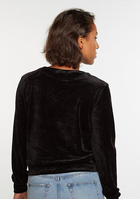 Urban Classics Short Velvet black