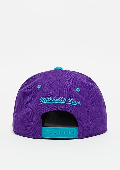 Mitchell & Ness Team Arch NBA Charlotte Hornets blue/teal