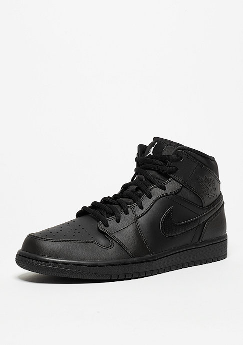 JORDAN Air Jordan 1 Mid black/white