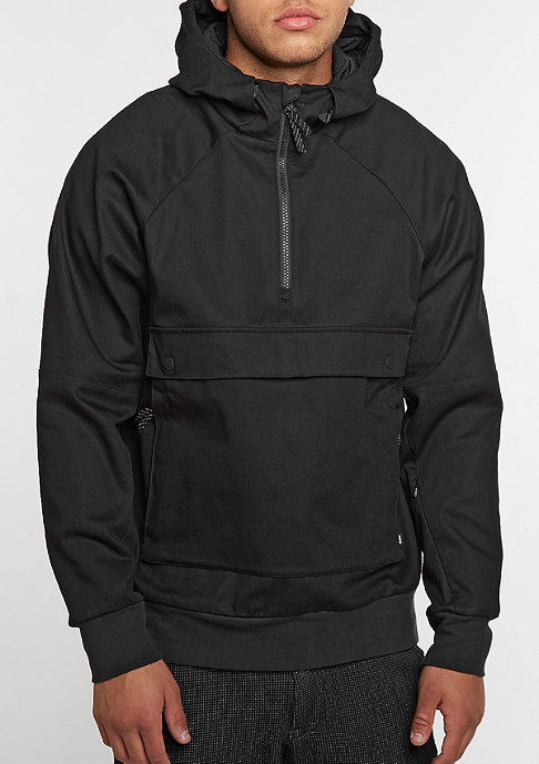 NIKE SB Übergangsjacke Everett Anorak black/black/black