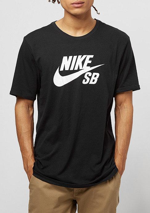 NIKE SB Logo black/black/white