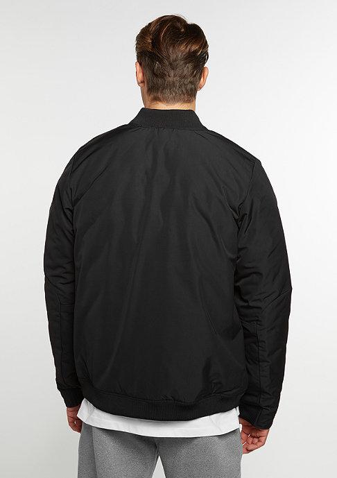 NIKE Sportswear Jacket black/dark grey