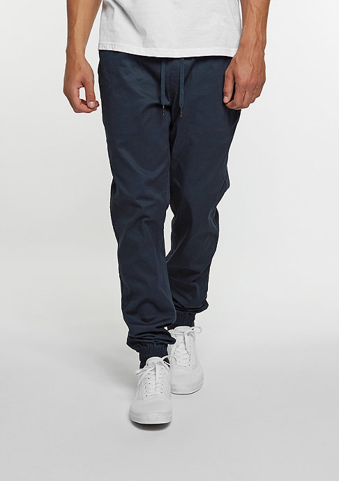FairPlay Chino-Hose The Runner navy