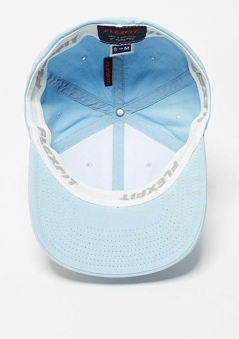 Flexfit Baseball-Cap Garment Washed Cotton Dad light blue