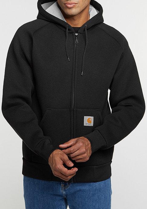 Carhartt WIP Car-Lux Hooded black/grey