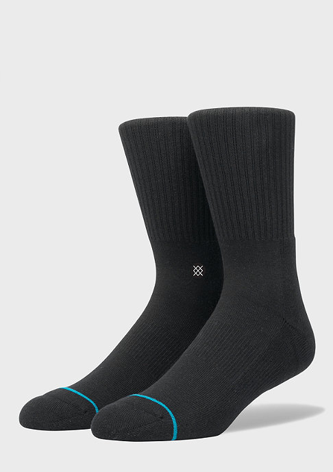 Stance Fashionsocke Icon black/white