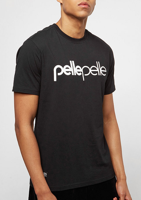 Pelle Pelle T-Shirt Back 2 The Basics black