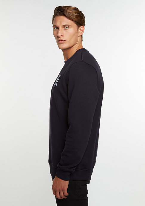New Era Sweatshirt Crew Neck MLB New York Yankees navy