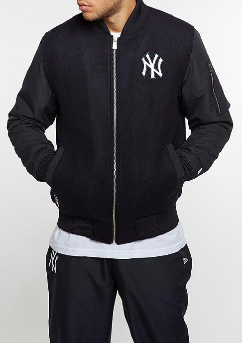 New Era Übergangsjacke Remix II Bomber MLB New York Yankees navy