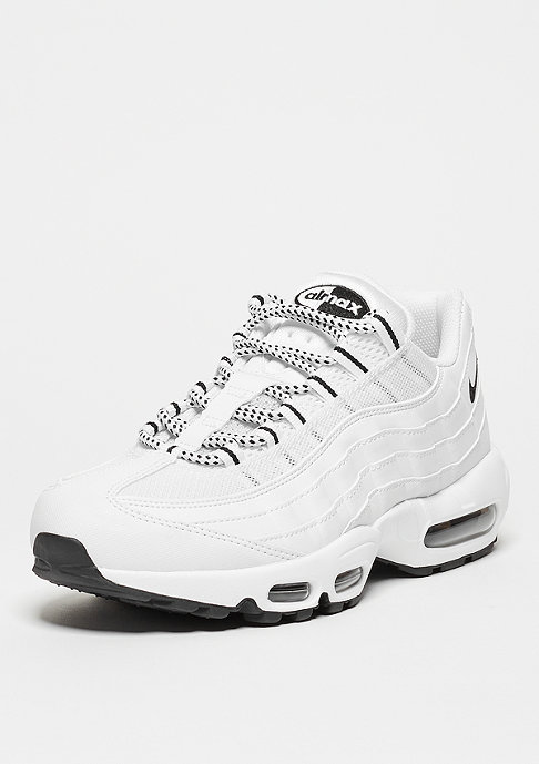 NIKE Air Max 95 white/black/black