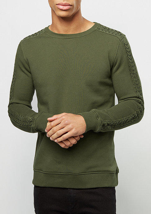 Black Kaviar Sweatshirt Sokof kaki