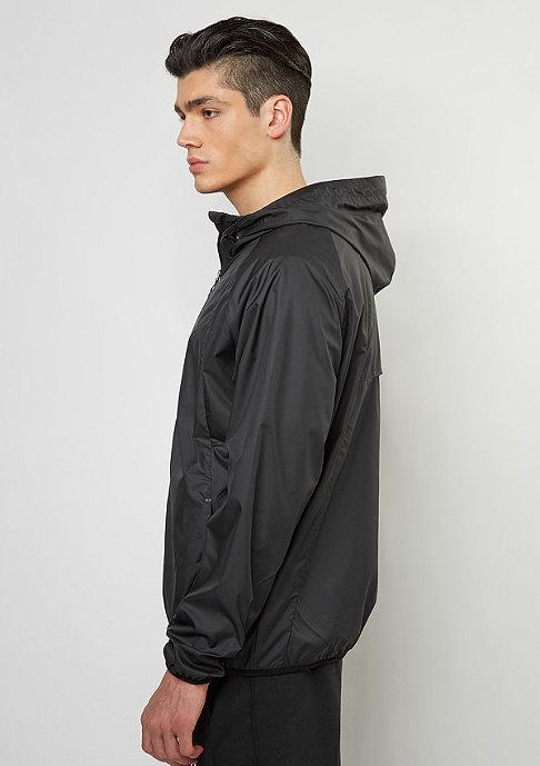 JORDAN Sportswear Wings Windbreaker black/black