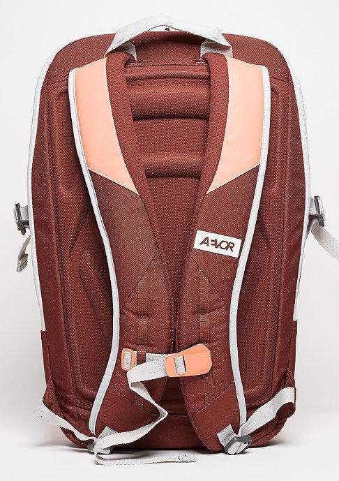 Aevor Rucksack Sportspack Red Dusk wine/coral