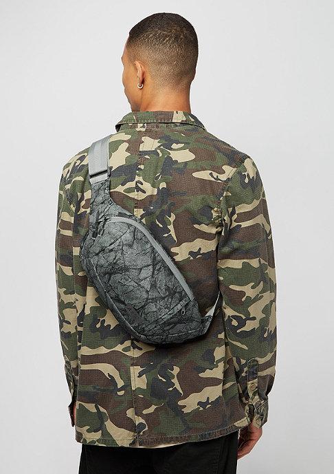Aevor Shoulder Bag Rock Grain black/black