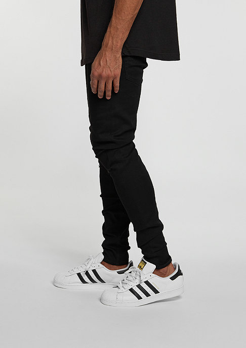 Cheap Monday Jeans Him Spray Cut black