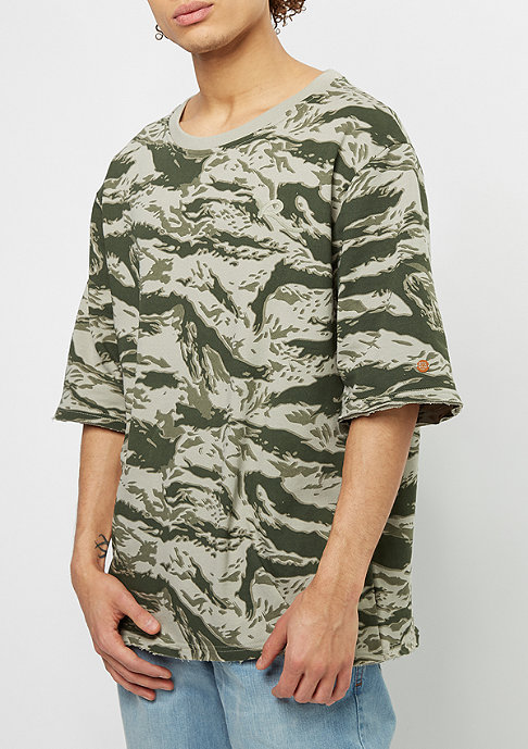 Rocawear T-Shirt pastel olive camo