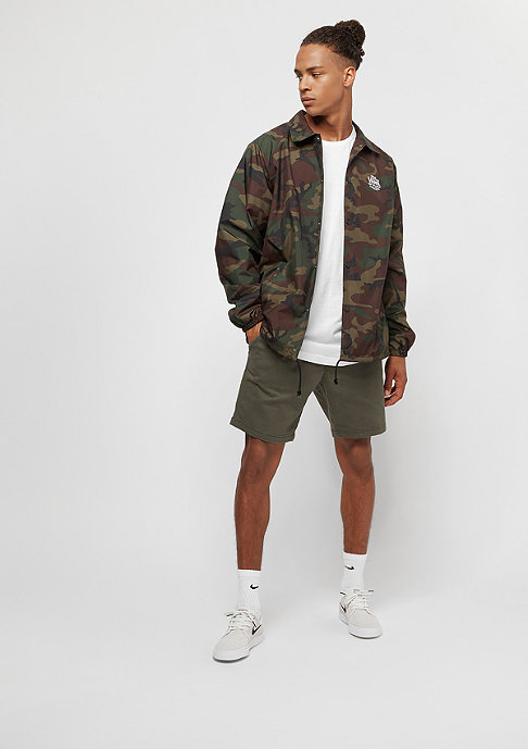 Reell Chino-Shorts Easy olive