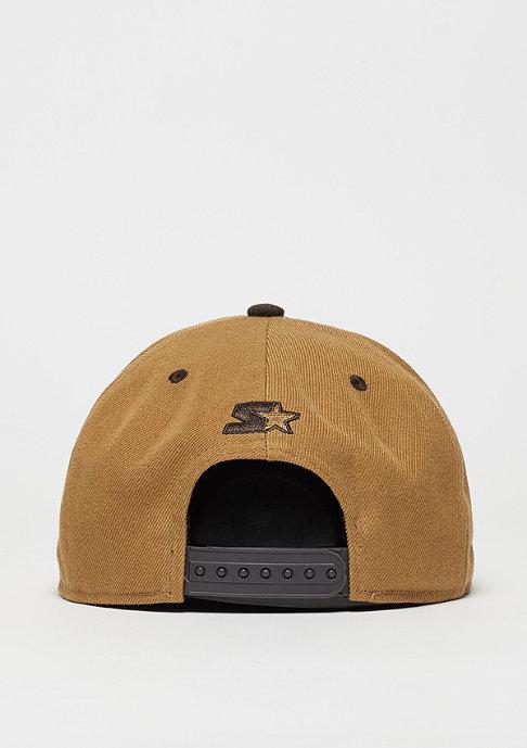 Dickies Snapback-Cap Jamestown brown duck