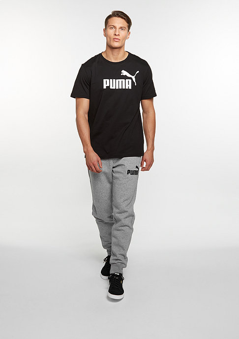 Puma T-Shirt ESS No. 1 black