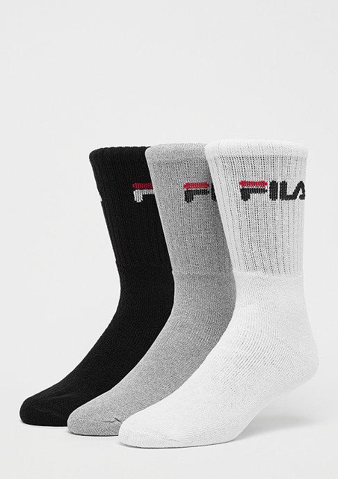 Fila Men Sport Socks 3-Pack F9505 classic