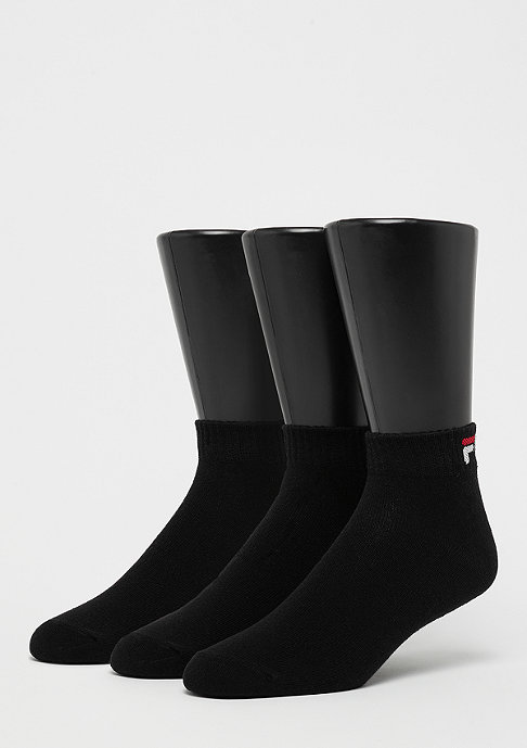 Fila Unisex Training Socks 3-Pack F9300 black