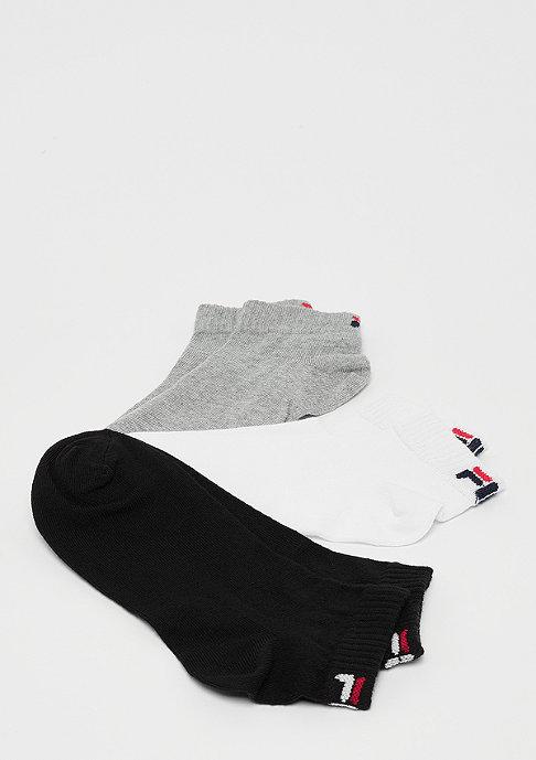 Fila Unisex Training Socks 3-Pack F9300 classic