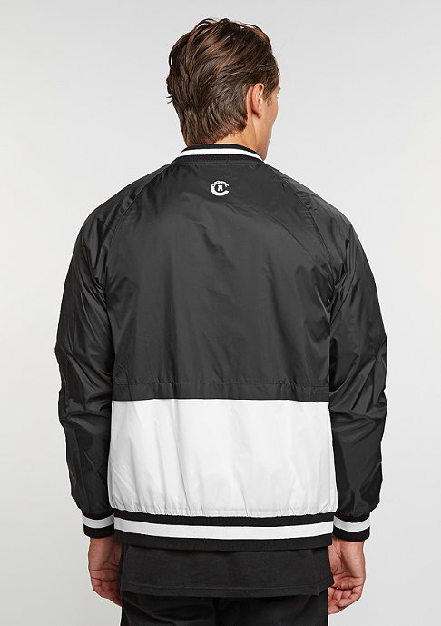 Crooks & Castles Übergangsjacke Crookstech black/white