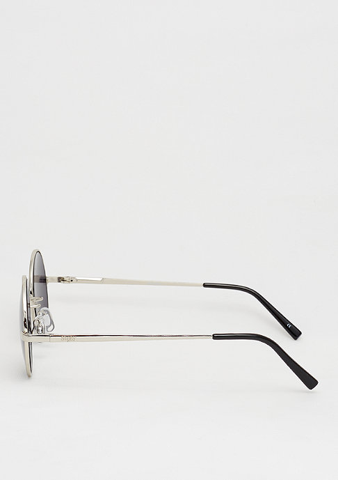 SNIPES Sonnenbrille 199.309.1 silver/solid smoke