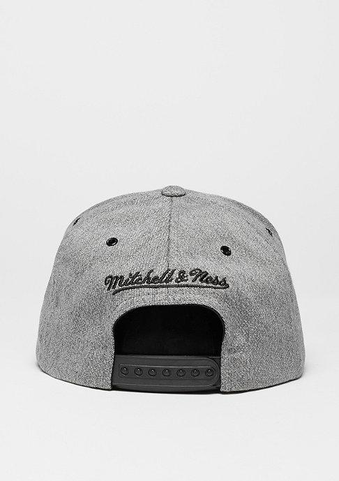 Mitchell & Ness Baseball-Cap Dash High Crown 110 grey
