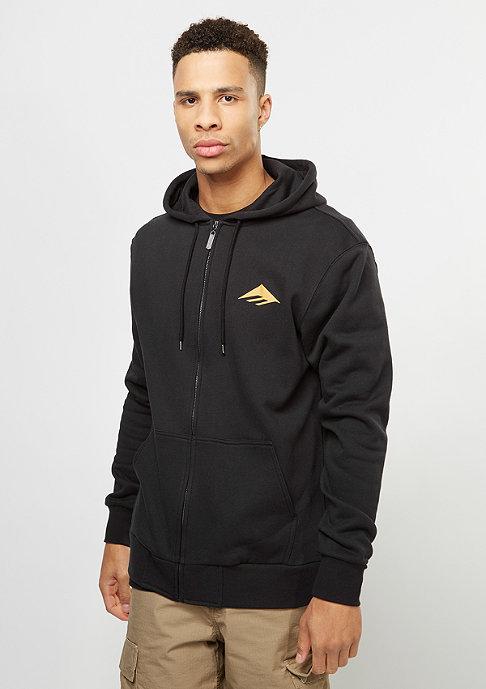 Emerica Hooded-Zipper Triangle black