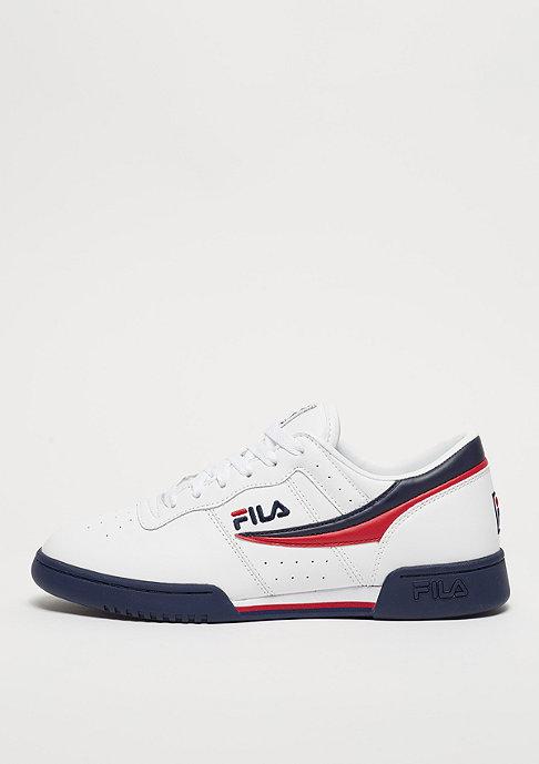 Fila Men Heritage Original Fitness low white/navy/red
