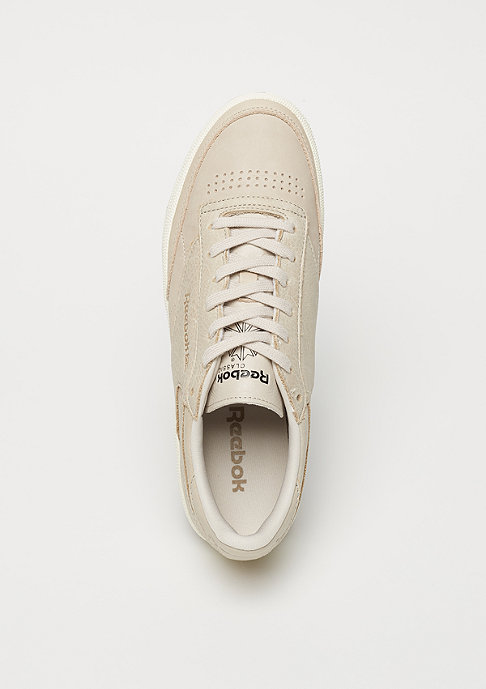 Reebok Schuh Club C 85 Golden beige