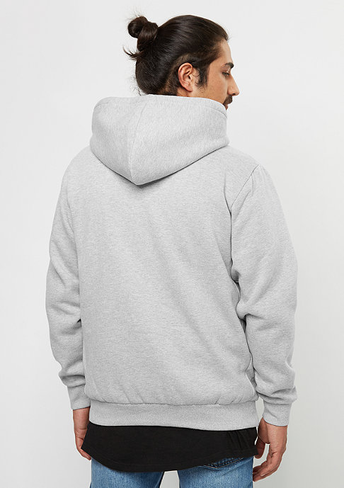 FairPlay Hooded-Zipper Basic 10 heather
