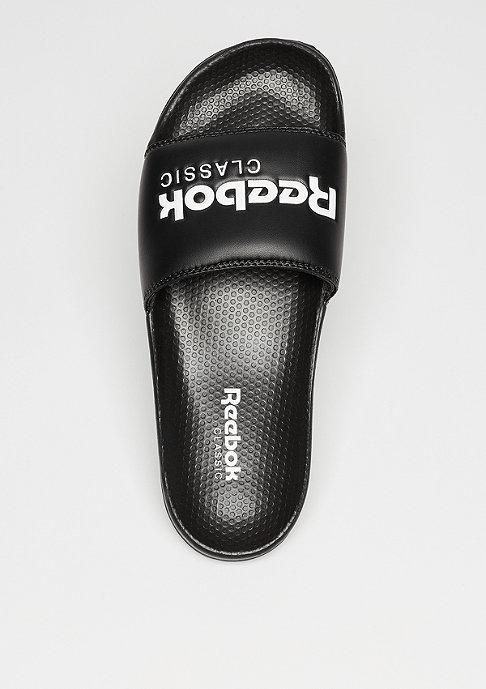 Reebok Badeschlappe Core Slide black/white