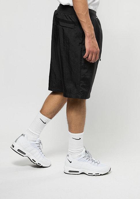 NIKE Sport-Short Woven Hybrid black/white