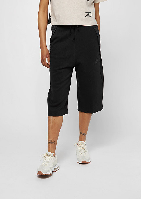 NIKE Tech Fleece Short Long black/black