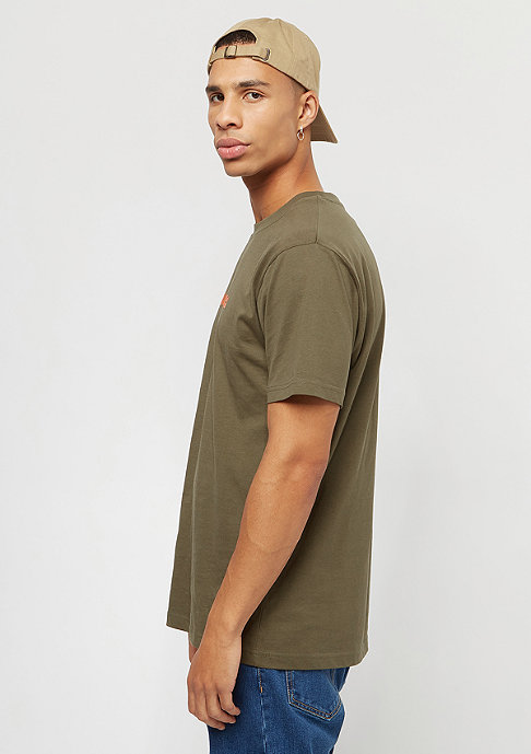 Mister Tee T-Shirt All The Way Up olive