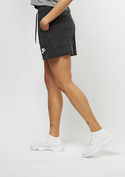 NIKE Sport-Short AV15 black/white