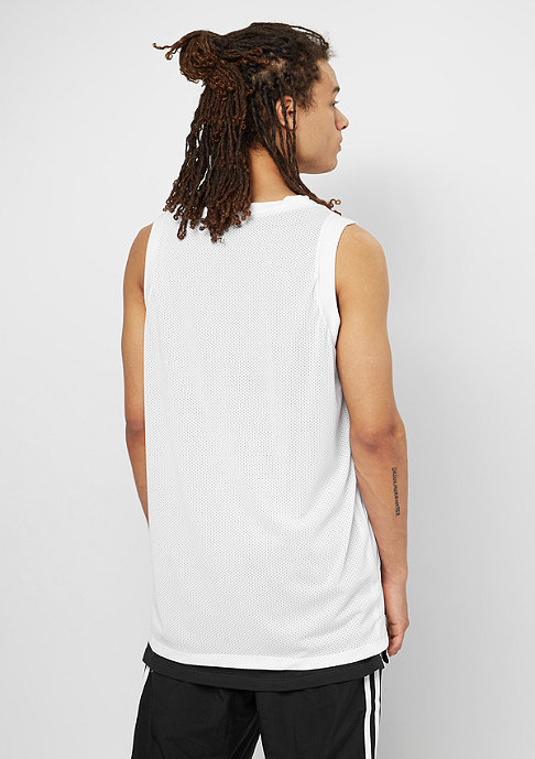 adidas LA Tank Top white