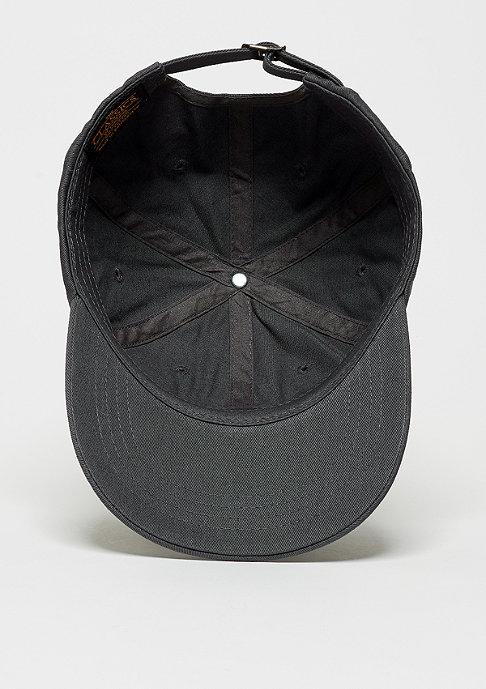 SNIPES Unstructured dark grey/white