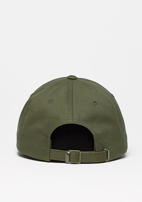 SNIPES Baseball-Cap Unstructured buck/white