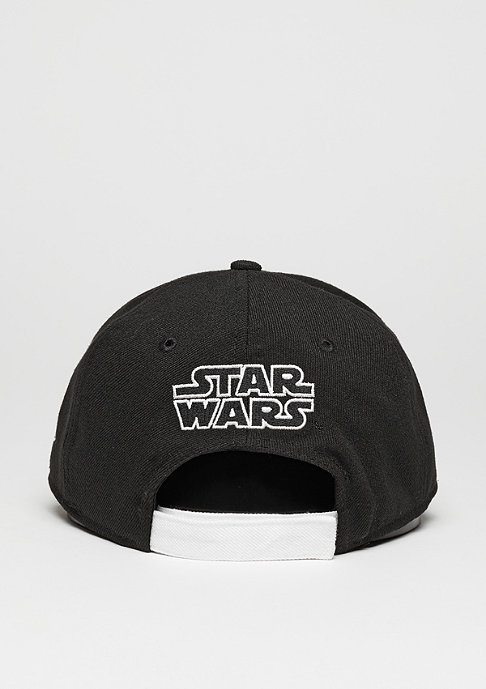 New Era Baseball-Cap 9Forty Star Wars Storm Trooper black