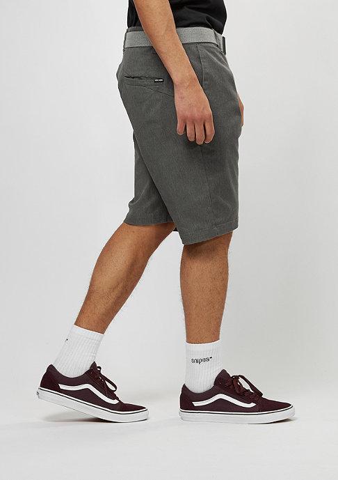 Volcom Chino-Shorts FRCKN MDRN Stretch charcoal heather