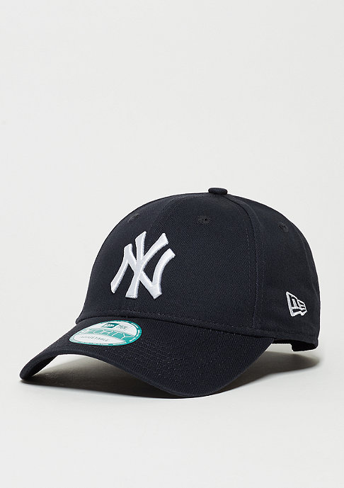 New Era Baseball-Cap 9Forty League Basic MLB New York Yankees navy/white