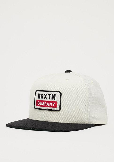Brixton Dewey off white