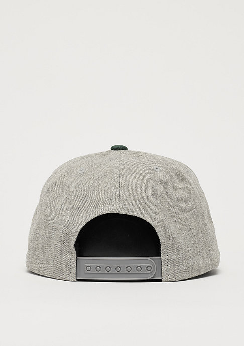 Brixton Rival light heather grey/chive
