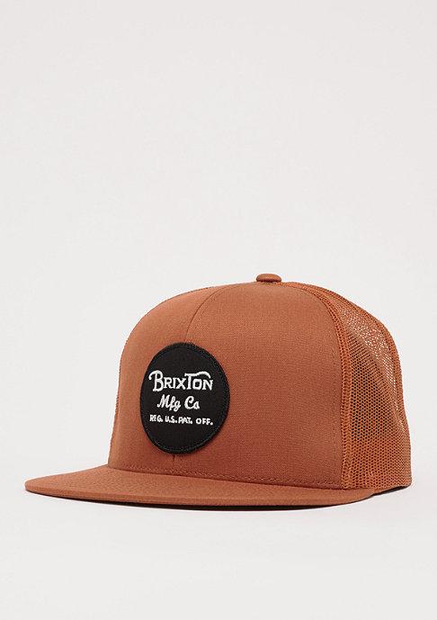Brixton Wheeler Mesh burnt orange
